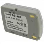 Batterie pour SB-L70G Silver 7.4V Li-Ion 700mAh