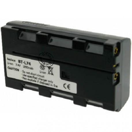 Batterie pour BT-L74 Black 7.4V Li-Ion 1800mAh