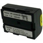 Batterie pour BT-L22 Black 7.4V Li-Ion 1500mAh