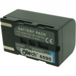 Batterie pour SAMSUNG SB-LSM160 7.4V Li-Ion 1700mAh