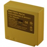 Batterie pour SAMSUNG IA-BP85ST 7.4V Li-Ion 700 / 1050mAh