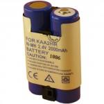 Batterie pour KODAK KAA2HR 2.4V Ni-Mh 2000mAh