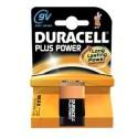 Pile 6LR61 9V DURACELL Plus Power