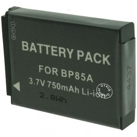 Batterie pour SAMSUNG BP85A 3.7V Li-Ion 850mAh