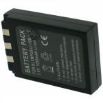 Batterie pour OLYMPUS LI-10B 3.7V Li-Ion 1090mAh