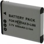 Batterie pour PENTAX DB-L80 3.7V Li-Ion 700mAh