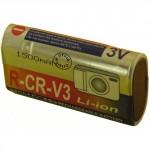 Batterie pour CR-V3 3.6V Li-Ion 1300mAh