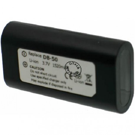 Batterie pour KLIC8000 3.7V Li-Ion 1100mAh