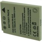 Batterie pour NIKON  EL-EL8 3.7V Li-Ion 750mAh