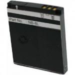 Batterie pour CANON NB-8L 3.7V 800mAh