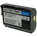 Batterie pour NIKON EN-EL15 7.4V Li-Ion 1900mAh