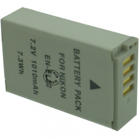Batterie pour NIKON EN-EL22 7.2V Li-Ion 1010mAh