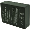 Batterie pour FUJIFILM NP-W126 7.4V Li-Ion 950mAh