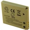 Batterie pour CANON NB-4L 3.7V Li-Ion 1000mAh