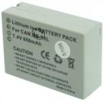 Batterie pour CANON NB-11L 3.6V Li-Ion 680mAh