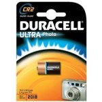 Pile photo CR2 3V DURACELL Ultra Photo