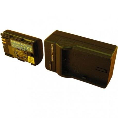 Batterie pour CANON LP-E6 7.4V Li-Ion 1900mAh