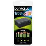 Chargeur universel Duracell Multi pour AA AAA C D 9V CEF22 75044674