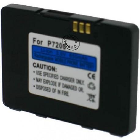 Batterie pour LG P7200 3.6V Li-Ion 650mAh