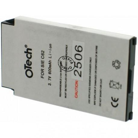 Batterie pour SIEMENS C62 3.7V Li-Ion 600mAh