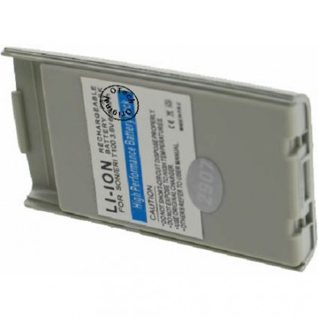 Batterie pour SONY T100 3.6V Li-Ion 600mAh