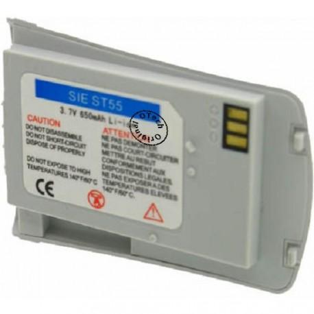 Batterie pour SIEMENS ST55 / ST60 3.7V Li-Ion 650mAh