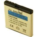 Batterie pour NOKIA BP-5M 3.7V Li-Ion 900mAh