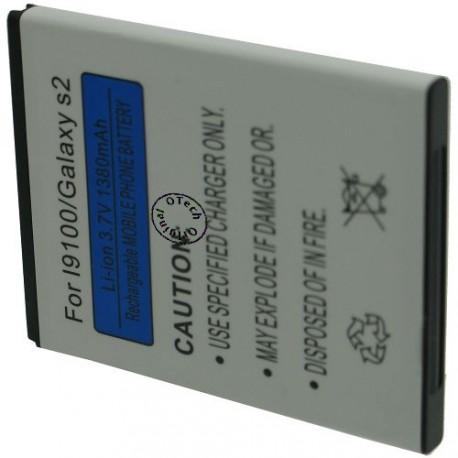 Batterie pour SAMSUNG GALAXY S2 / I9100 3.7V Li-Ion 1700mAh