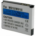 Batterie pour SONY W910i / W380 / BST-39 3.6V Li-Ion 900mAh