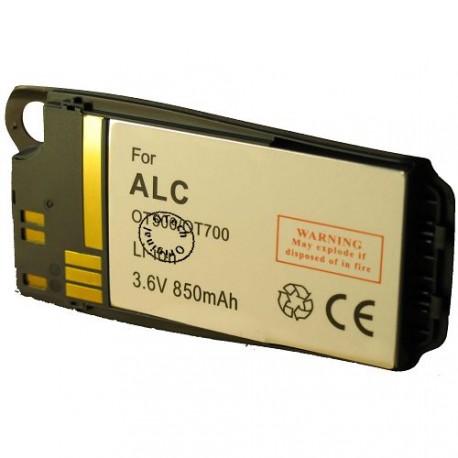Batterie pour ALCATEL OT500 / 700 3.6V Li-Ion 850mAh