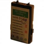 Batterie pour MIT MARS 3.6V Ni-Mh 650mAh