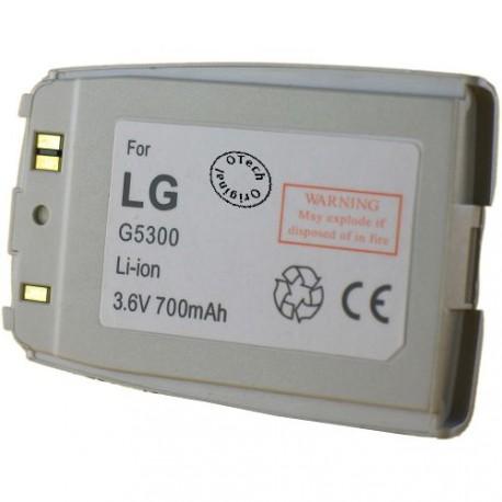 Batterie pour LG 5300 3.6V Li-Ion 700mAh