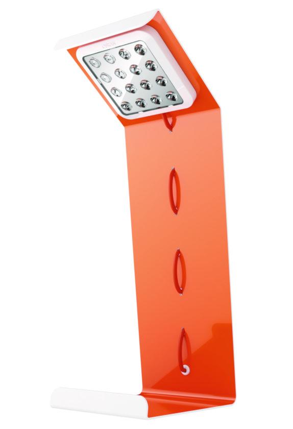 lampe de bureau led orange. Black Bedroom Furniture Sets. Home Design Ideas