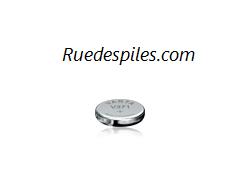 varta pile bouton oxyde d argent V371 1,55V