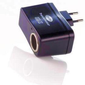 transformateur 230v 12v allume cigare 1a. Black Bedroom Furniture Sets. Home Design Ideas
