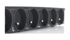 Multiprise eco parafoudre coupure automatique 8 prises easywatt - Multiprise coupe veille ...