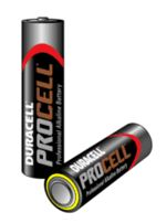 Boite de 10 piles Alcalines PC1500 - AA - LR6 - PROCELL