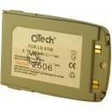 Batterie pour LG L3100 Silver 3.7V Li-Ion 900mAh