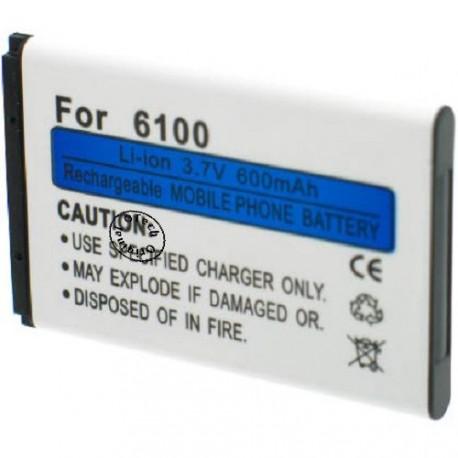 Batterie pour NOKIA BL-4C / 6100 3.7V Li-Ion 950mAh