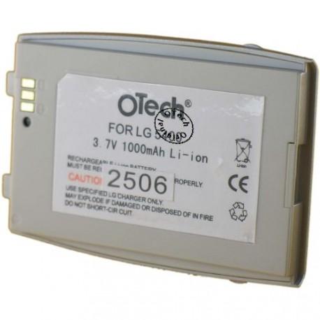 Batterie pour LG 5400 3.7V Li-Ion 1000mAh