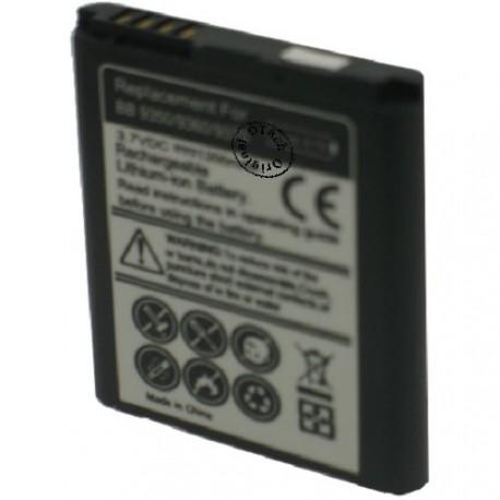 Batterie pour BLACKBERRY 9350 / 9360 / 9370 3.7V Li-Ion 1200mAh