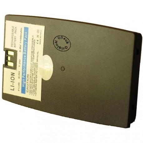 Batterie pour ERICSSON T20 cover 3.6V Li-Ion 1100mAh