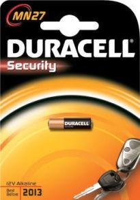 Pile 27a Mn27 Alcaline 12v Duracell