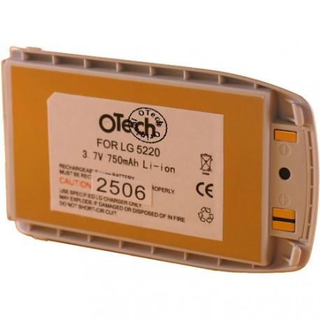 Batterie pour LG 5220 3.6V Li-Ion 700mAh