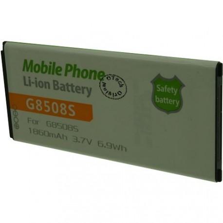 Batterie pour SAMSUNG G8508S 3.7V Li-Ion 1860mAh