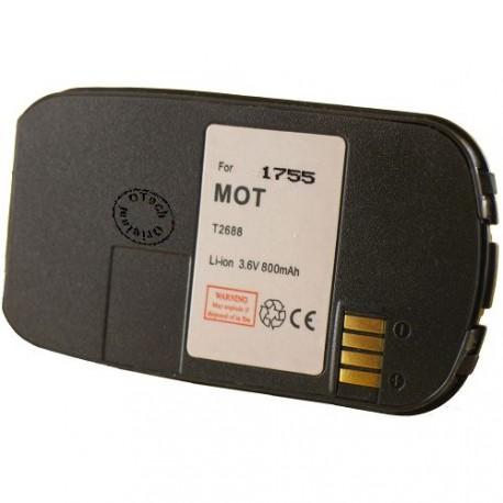 Batterie pour MOTOROLA T205 / T2688 Slim 3.7V Li-Ion 800mAh