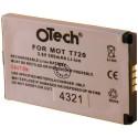 Batterie pour MOTOROLA T720 3.7V Li-Ion 600mAh