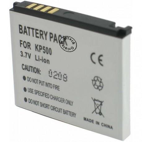 Batterie pour LG KF700 / KP500 LGIP-570A 3.7V Li-Ion 750mAh