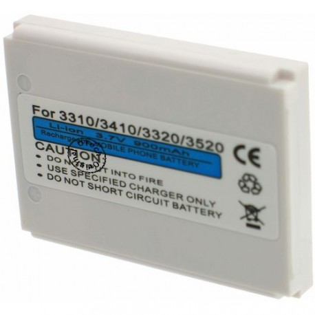 Batterie pour NOKIA 3310 3.7V Li-Ion 1450mAh