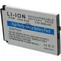 Batterie pour PHILIPS 350 / 530 / 535 3.6V Li-Ion 600mAh